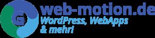 Logo web-motion.de